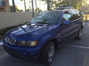 2001 bmw x5 for Sale in Hollywood, FL