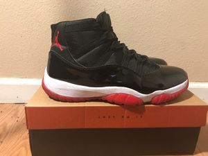 Jordan 11 size 10 for Sale in Moreno Valley, CA
