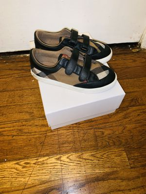 Burberry kids Sneakers for Sale in Bronx, NY