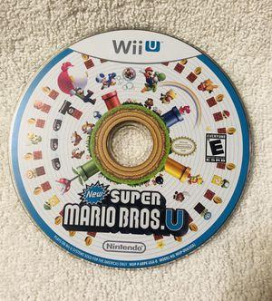Super Mario Bros. U For Nintendo Wii U for Sale in Paramount, CA