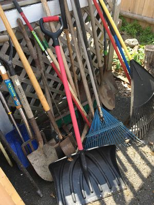 Yard tools $5 each. Must go today for Sale in Peabody, MA