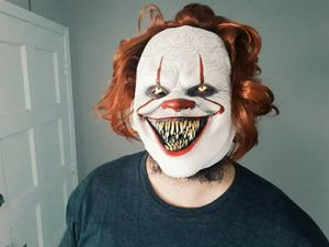 Pennywise it mask for Sale in Santa Ana, CA