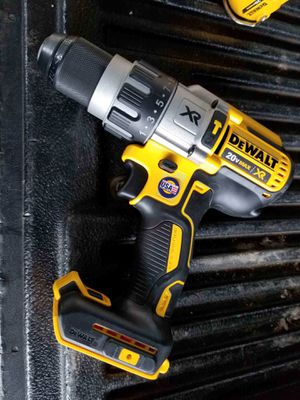 20v New Dewalt Brushless Hammer Drill Only—Solo El Taladro!!! for Sale in Mesquite, TX