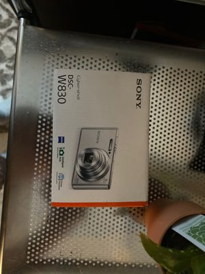 Sony camera for Sale in Beltsville, MD