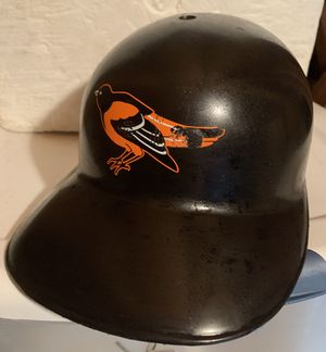 BALTIMORE ORIOLES PLASTIC BATTING HELMET for Sale in Melbourne, FL