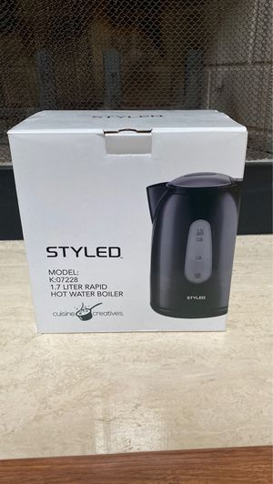 Styled Rapid Hot Water Boiler for Sale in Westlake, OH