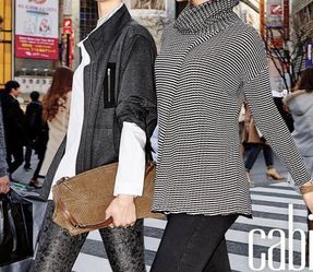 CAbi Split Sweater Top for Sale in Rochester,  MI