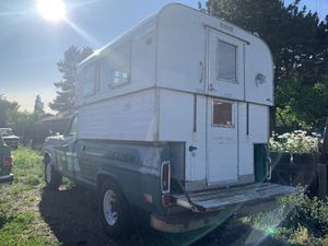 1963 Alaskan camper for Sale in Talent, OR