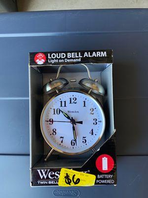 Alarm clock for Sale in Goodyear, AZ
