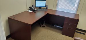 Suite of office furniture for Sale in Olympia, WA