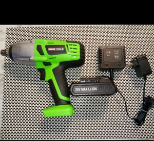 BRAND NEW ( NO RETAIL BOX ) 1/2 IMPACT WRENCH for Sale in Revere, MA