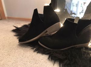 Ankle black boots for Sale in Snohomish, WA