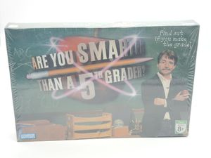 ARE YOU SMARTER THAN A 5TH Grader board game for Sale in Avondale, AZ