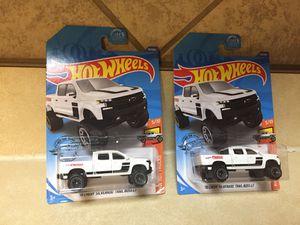 Hot Wheels '19 Chevy Silverado Trail Boss LT for Sale in Arlington, TX