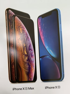 BRAND NEW IPHONE XS AND XR!!! for Sale in Douglasville, GA