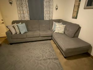 Sectional couch for Sale in Chesapeake, VA
