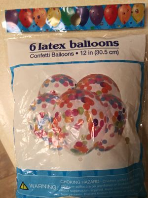 New Ballons for Sale in San Jose, CA