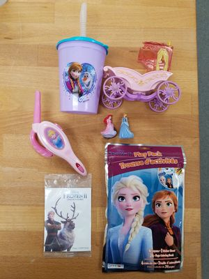 Disney princess bundle for Sale in Los Angeles, CA
