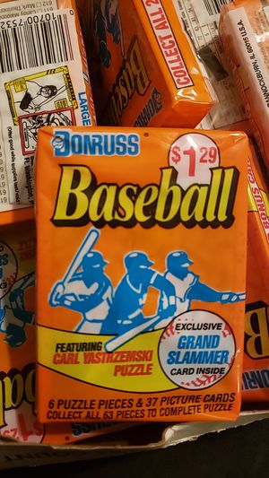 UNOPENED LATE 80'S baseball cards. for Sale in PA, US