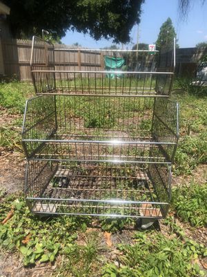 Metal Storage Containers for Sale in St. Petersburg, FL