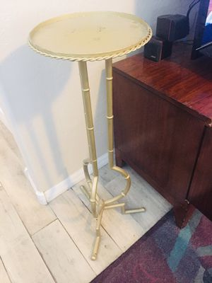 Antique bamboo plant stand for Sale in Phoenix, AZ