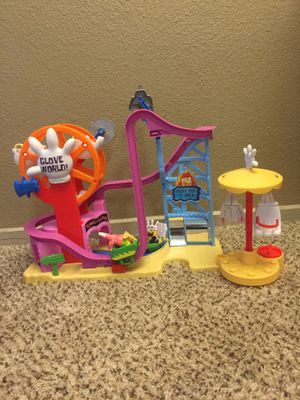 Fisher-Price Imaginext SpongeBob SquarePants Glove World for Sale in Falls Church, VA