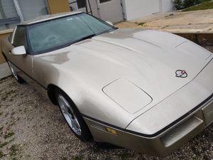 86 Chevy Corvette for Sale in Fort Pierce, FL