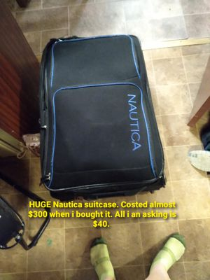 Nautica suitcase for Sale in Ringgold, GA