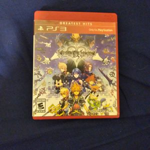 Kingdom Hearts HD 2.5 ReMIX for Sale in Whittier, CA
