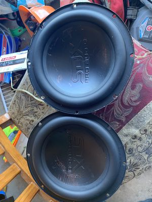 sdx pro audio 10 They work great for Sale in Glendale, AZ