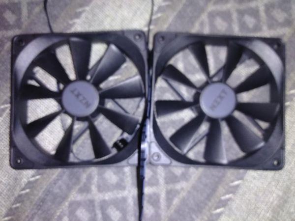 120mm nzxt PC fan