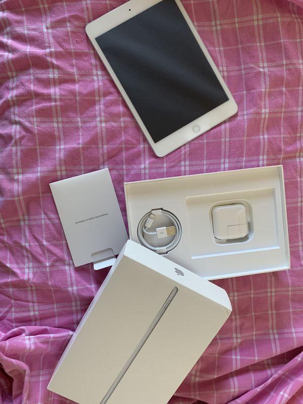 Apple iPad mini 64 GB + cell unlocked