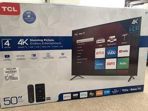 TCL SMART TV for Sale in Norfolk, VA