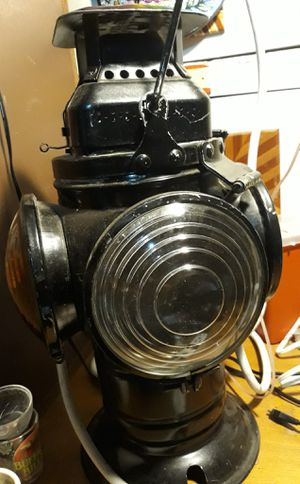 Adlake Railroad Lantern for Sale in Long Beach, CA
