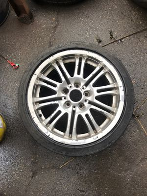 "Bmw m3 rim 18"" for Sale in Seattle, WA"