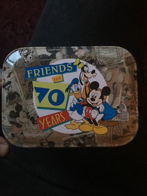 Disney watch 70 years of friends Mickey mouse Donald Duck and goofy for Sale in Orangevale, CA