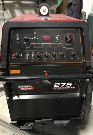 Lincoln Electric 275 Precision TIG Welder for Sale in Fort Lauderdale, FL