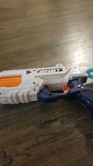 X shot nerf gun for Sale in Visalia, CA