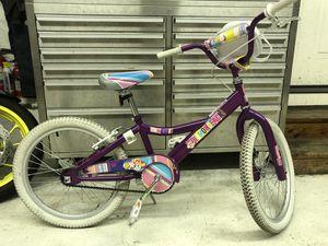 "Girls 20"" cruiser bike $65 for Sale in Tigard, OR"