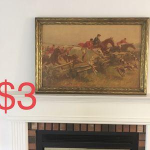 FRAMED ART (Large) for Sale in Bridgeport, CT