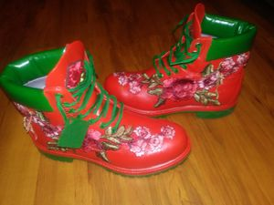 Rose Tim boots for Sale in Boston, MA
