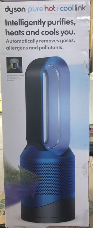 Dyson pure hot + cool link intelligently purifies, heats & cools you for Sale in Fresno, CA