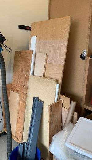 Free wood scraps and boards for Sale in Bothell, WA