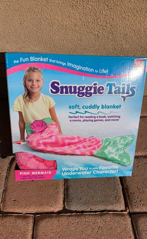 Snuggie Tails $5 for Sale in Chandler, AZ