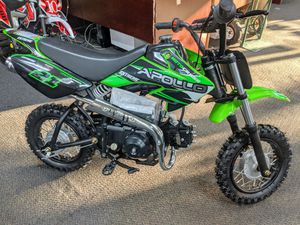 70cc Kids Apollo DB-21 Dirt Bikes for Sale in Woodstock, GA