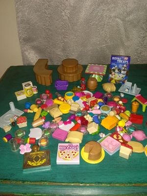 Lot of Doll, Barbie and or Calico Critters Accessories - Mixed lot of both for Sale in Ashland City, TN