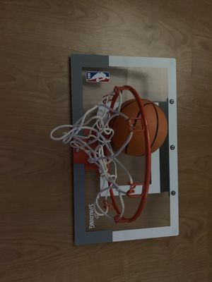 Spalding mini basketball hoop for Sale in Boca Raton, FL