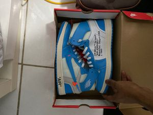 OFF WHITE JORDAN 1 UNC for Sale in Pembroke Pines, FL