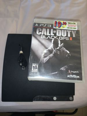 Ps3 and games for Sale in Trenton, NJ