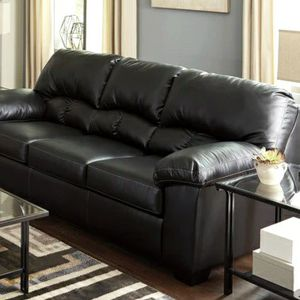 ✅Brazoria Black Living Room Set for Sale in Silver Spring, MD